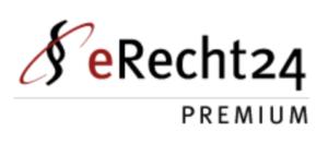 Logo eRecht24 premium Uwe Hiltmann